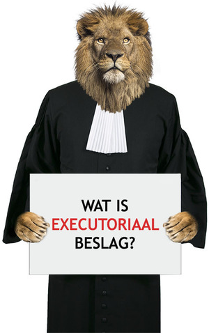 wat is executoriaal beslag